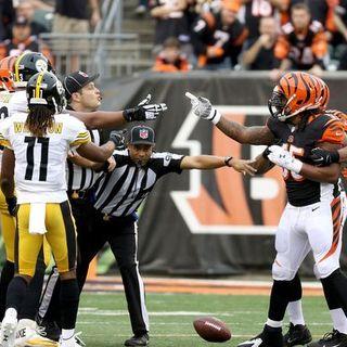 Cincinnati Bengals Weekly Show W/Joe Kelly:Bengals-Steelers Preview