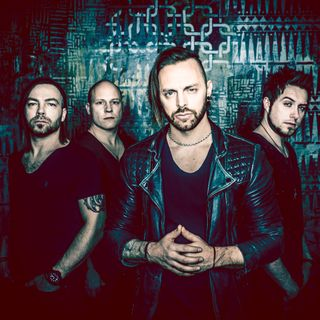 Defying Gravity with BULLET FOR MY VALENTINE