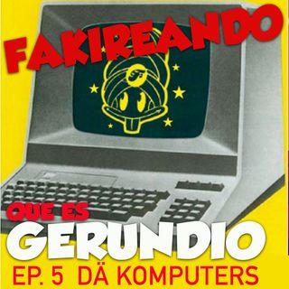 Ep 5 Dä Komputers
