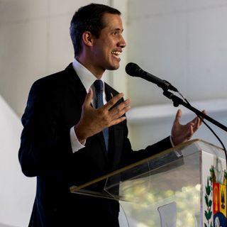 Grupo Internacional condena inhabilitación de Guaidó