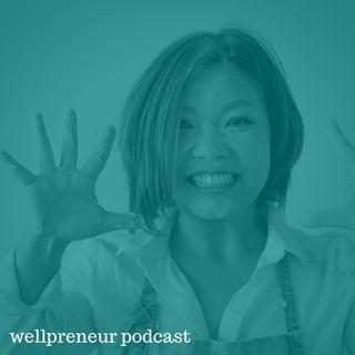Real Wellpreneur: Sachiko Marchand {s05e07}