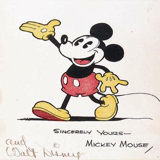 Episodio #08: Personajes Icónicos - Mickey Mouse