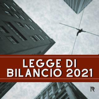 Legge di Bilancio 2021 ... ci siamo