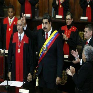 Pese a rechazo internacional, Maduro asume segundo mandato