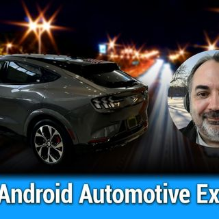 AAA 512: Much Ado About Essentially Nothing - Android Automotive explained, Material NEXT, Facebook Watch
