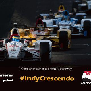 #IndyCrescendo Resumen del día martes en Indianapolis