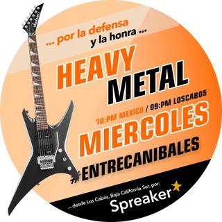 N° 29 - Por la honra... Heavy Metal