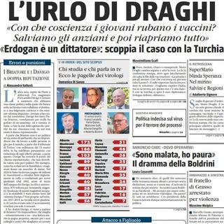BUONGIORNO FORMALBA del 9 aprile 2021 con Marco Giustinelli