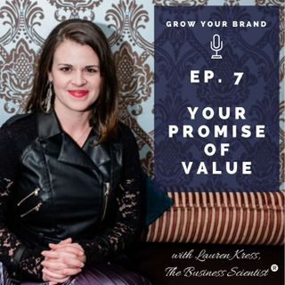 Create A Value Proposition For Your Customers That Doubles As Your Elevator Pitch