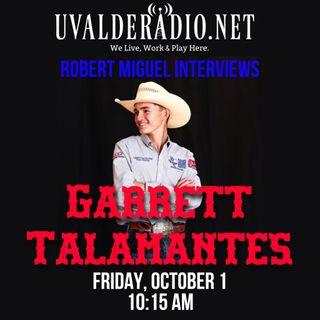 Garrett Talamantes / Friday Night Live
