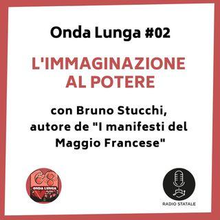 Onda Lunga #02 - L'immaginazione al potere (con Bruno Stucchi)
