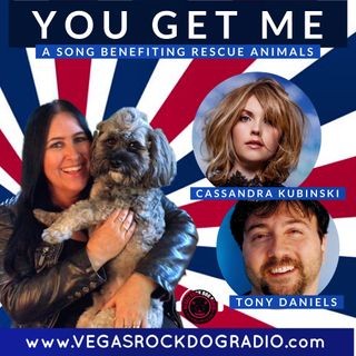 You Get Me ~ A Song Written By Cassandra Kubinski and Tony Daniels Interview