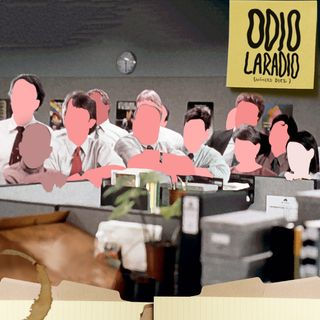 Odio la radio - Sin Oficio y Sin Oficina