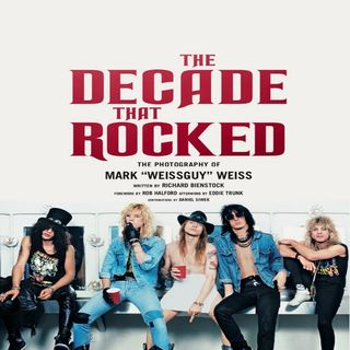 Metal Mayhem ROC- Thanksgiving 11 26 2020 MarkWise Guy  Weiss  The Decade That Rocked 1980 1990