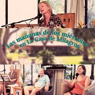 """5 de mayo - Encuentro de UCDM en el centro de Co-living """"La Casa de Milagros"""" con David Hoffmeister y Svava Love"""