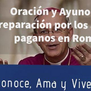 ✝️  Episodio 97: Oración Y Ayuno en reparación por los actos paganos en Roma exhorta el obispo Schneider  🙏