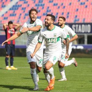 Serie A, il tridente delle meraviglie lancia la Roma. Sassuolo 2° in classifica, Torino ultimo