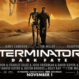 Terminator Dark Fate Trailer