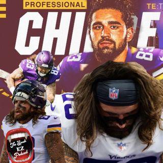 NFL TE Tyler Conklin, Episode 5 of The SpeakEZ Podcast