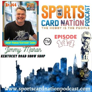 Ep.144 w/Jimmy Mahan from Kentucky Road Show Shop
