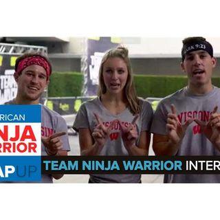 "Team Ninja Warrior | Zach Kemmerer ""The Science Ninja"" Interview"
