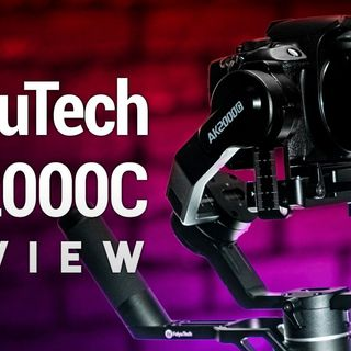Hands-On Tech: FeiyuTech AK2000C Review