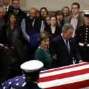 How We Say Goodbye: Presidential Funerals and Moments of Unity