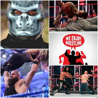Ep 127 - American Horror Crime Story Feud (RAW, SmackDown, NXT & a Jason X Recap)