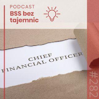 #282 Jak się zmienia CFO?