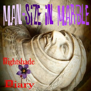 Man-Size in Marble | Haunted Cottage | Podcast