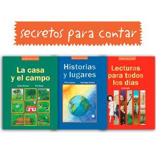 Programa # 20 - Libros 1,2,3 de Secretos para contar