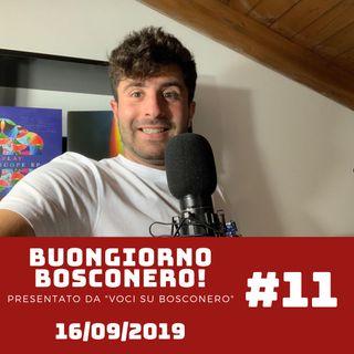 Buongiorno Bosconero #11 - Oggi impariamo a suonare.. 16 settembre 2019