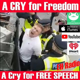 Morning moment Tommy Robinson supporter cries and wails June 19 2018