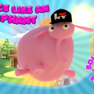 Bounce Like An Elephant - The Bouncing Elephant