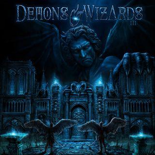 Metal Hammer of Doom: Demons & Wizards - III