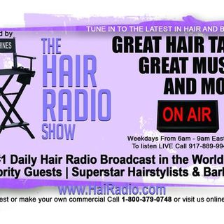 The Hair Radio Morning Show  #404  Tuesday, April 9th, 2019
