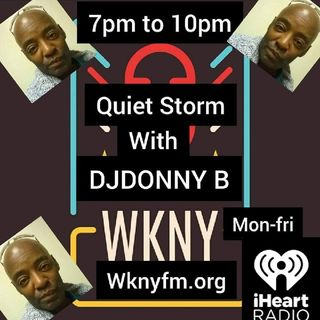 On The Air With DONNY B