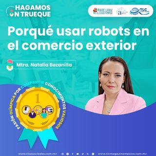 Episodio 236. Porqué usar robots en el comercio exterior