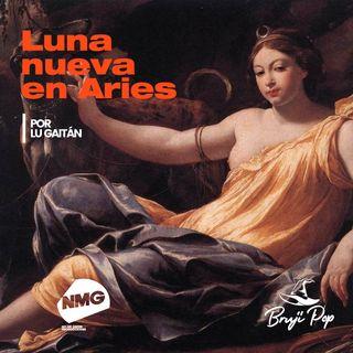 Luna Nueva en Aries