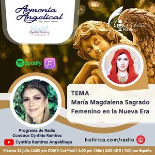 Armonia Angelical - María Magdalena