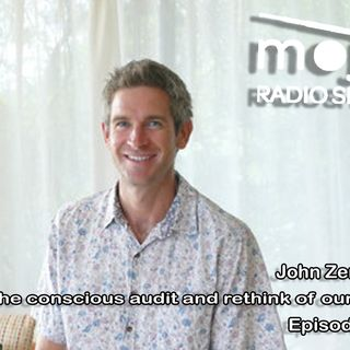 The Mojo Radio Show EP 234: The Conscious Audit And Rethink Of Our Time. Do What Matters - John Zeratsky
