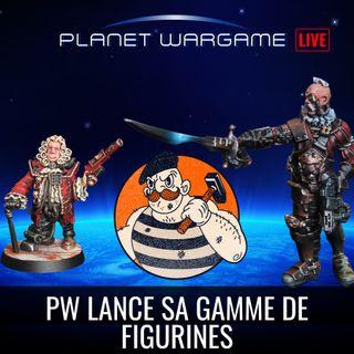Planet Wargame lance sa propre gamme de figurines! Avec des tables de blackjack...