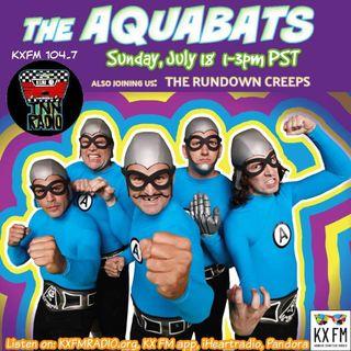 TNN RADIO | July 18, 2021 show with The Aquabats & Rundown Kreeps