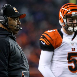 A.J. McCarron addresses the trade rumors