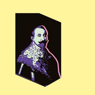 Gustav II Adolf - hjältekung med krossat hjärta