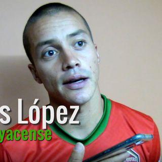 """""""SE DEBERÍA APOYAR MÁS AL FÚTBOL BOYACENSE"""": Nicolás López"""