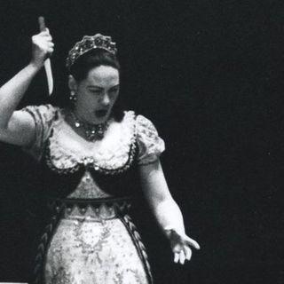 La Domenica di Ameria Radio  11 luglio 2021 ore 18.00 - G. Puccini Tosca pagine scelte - Tebaldi - Bergonzi - Taddei
