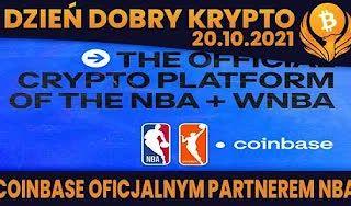 #DDK   20.10.2021   DZIEŃ PARTNERSTW W KRYPTO? SOCIOS - PARNTEREM LAKERS W NBA? SUKCES ETF W 1 DNIU? MTGOX? CSW IRA