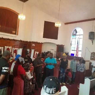 Sabbath Service Podcast Jacksonville Florida