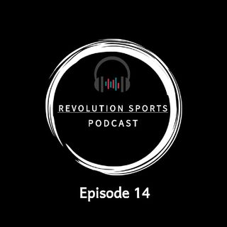 Revolution Sports Podcast Episode 14- Ben Simmon's Drama Continues and Manchin Possibly Leaving Democrats